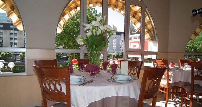 restaurant hotel a Lourdes : hotel Saint Georges